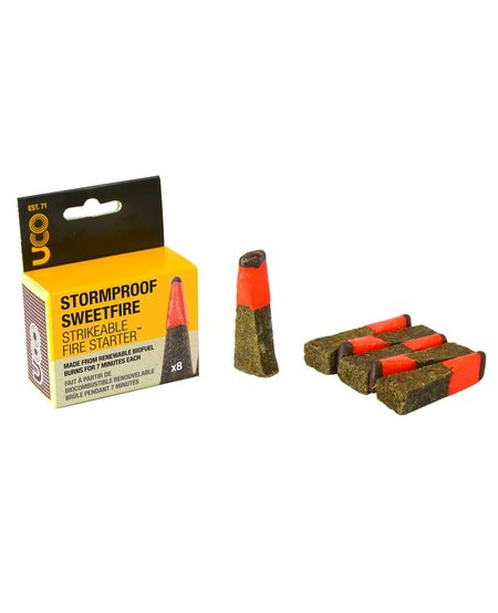 UCO Stormproof Sweetfire Firestarter - 8 Pack