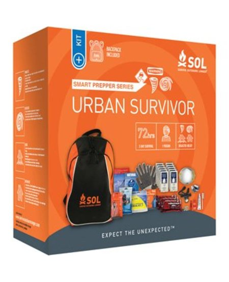 SOL Smart Prepper Urban Survivor (EXPIRED/OPENED)