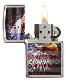 Zippo Lighter Print