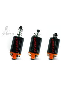LONEX Infinite Torque-Up Motors Orange