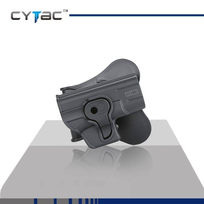 Cytac Glock 43 Paddle Holster