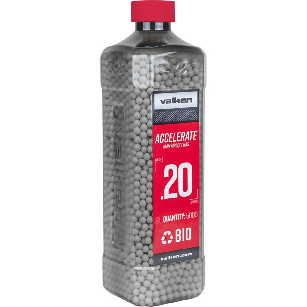 Valken Valken ACCELERATE .20 5000 Bio BBs