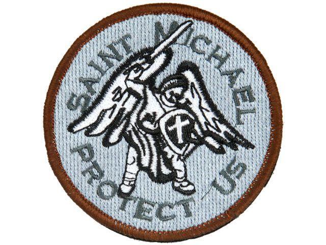 Lancer Tactical Lancer Tactical Saint Michale Protect Us Patch