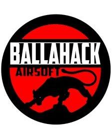 Ballahack Airsoft Patch