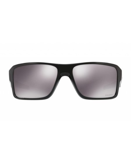 Oakley Double Edge Polished Black Prizm Black