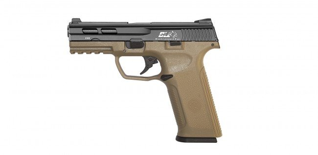 ICS ICS XAE GBB Pistol Black/Tan