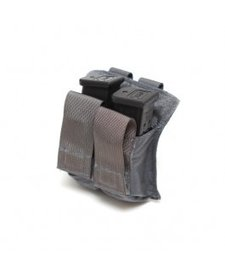 LBX Dual Kydex Pistol Mag Pouch Wolf Gray