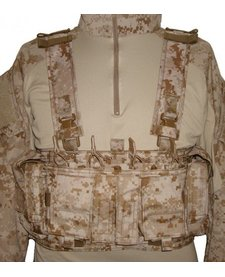 Mayflower UW Chest Rig Gen IV Desert Digital