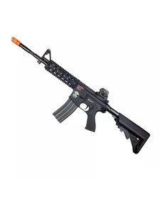 Black G&G Combat Machine Raider - Long Barreled Version