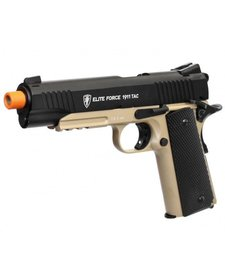 Elite Force Colt 1911 TAC TAN