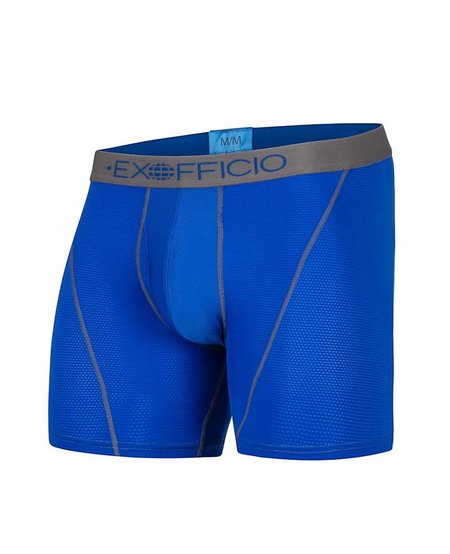 "Exofficio Mens Give-N-Go Sport Mesh 6"" Boxer Brief"