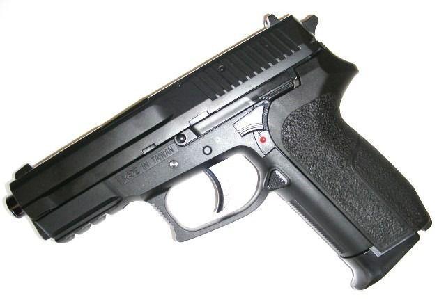 Cybergun SIG SP2022 Sportline NBB CO2 Pistol