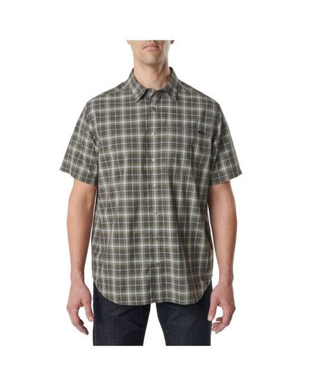 5.11 Hunter Plaid Short Sleeve Shirt