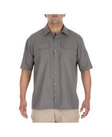 5.11 Freedom Flex Woven Short Sleeve Shirt