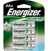 Energizer Energizer Recharge Power Plus 4 Pack