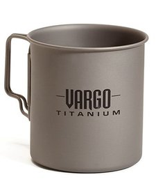 Vargo Titanium 450Ml Travel Mug