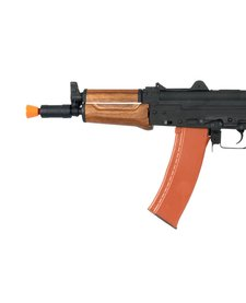 CYMA Full Metal AKS-74U  w/Real Wood Furniture