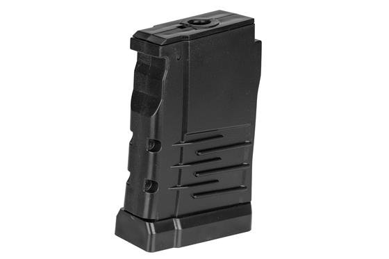 LCT LCT VSS Vintorez 50 RD Dual Column Magazine Black