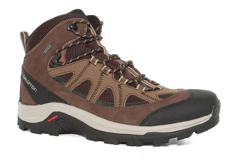 Waterproof Hiking LTR GTX Men's Salomon Authentic Boot XOiukZPT
