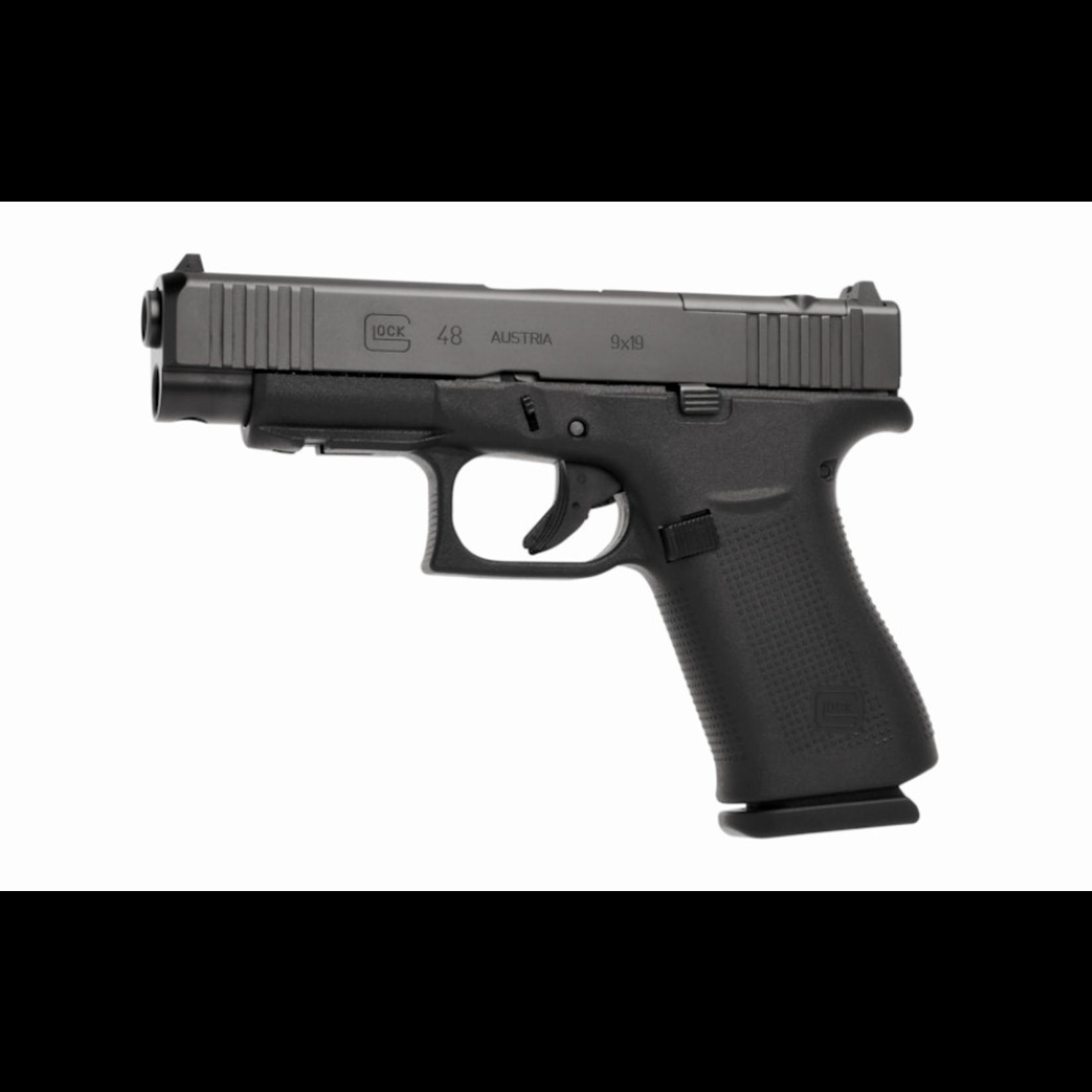 Glock Glock 48 9x19 Slim Line MOS