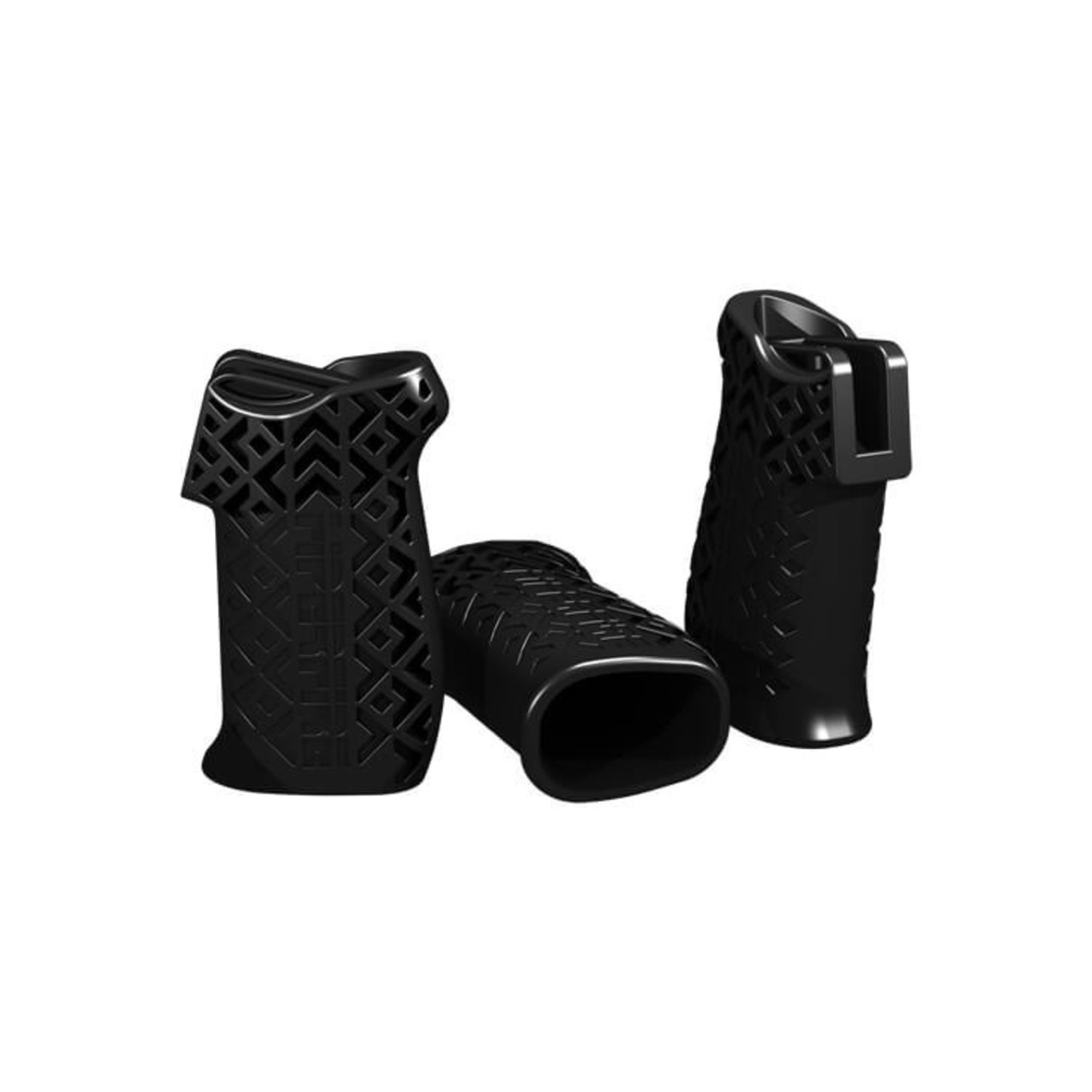 Hiperfire HIPERGRIP®, AR15/10 Pistol Grip, Standard, with grip screw and washer