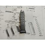 Poly80 P80 Glock 19 Magazine (10 Round)
