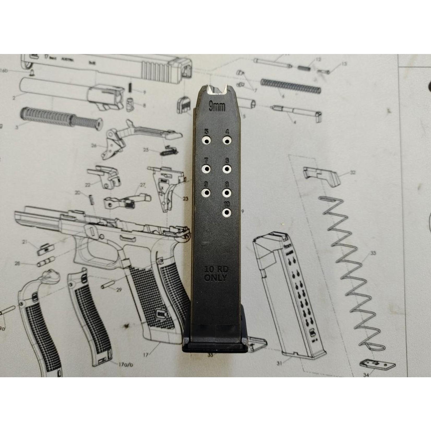 Poly80 P80 Glock 17 Magazine (10 Round)