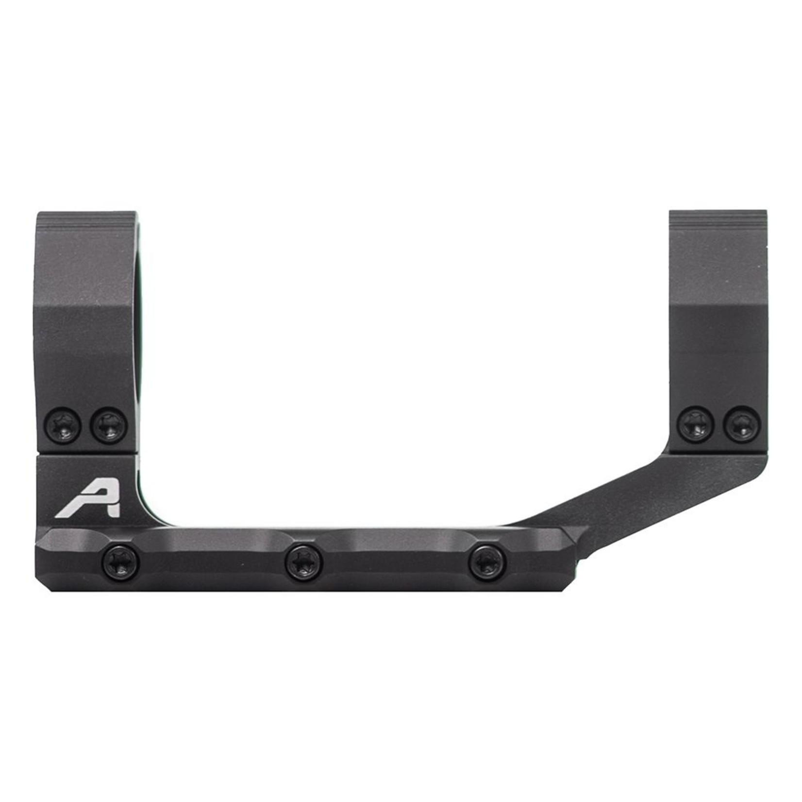 "Aero Aero Ultralight 1"" Scope Mount, SPR - Anodized Black"