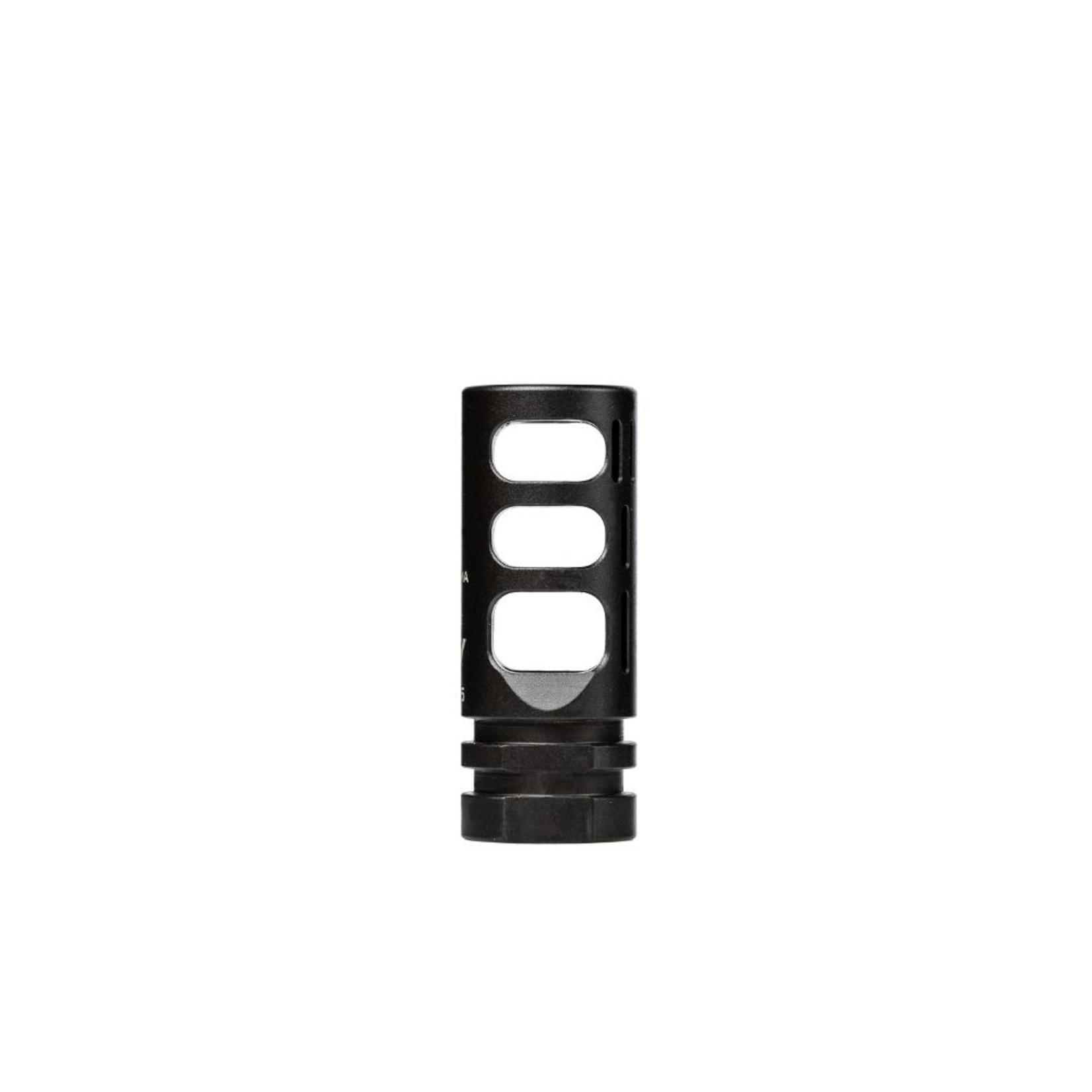 VG6 VG6 Gamma Muzzle Break, Black, Gamma 65