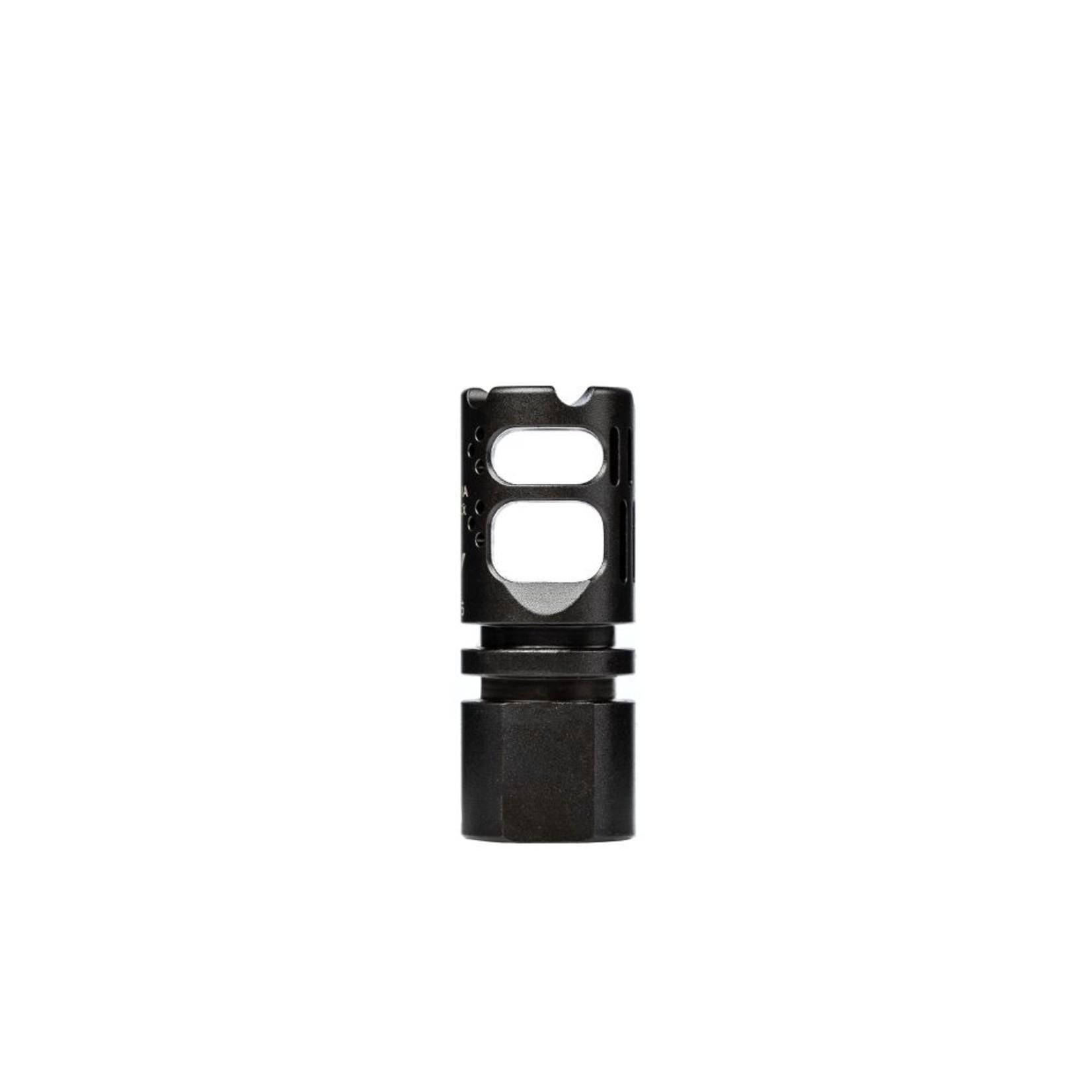 VG6 VG6 Gamma Muzzle Break, Black, Gamma 556 EX