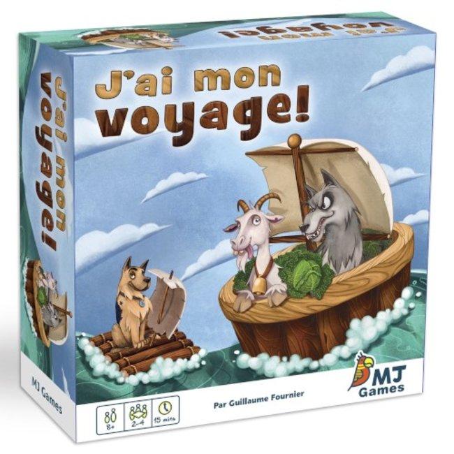MJ Games J'ai mon voyage ! [French]