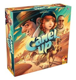 Eggertspiele Camel Up (nouvelle édition) [multilingue]