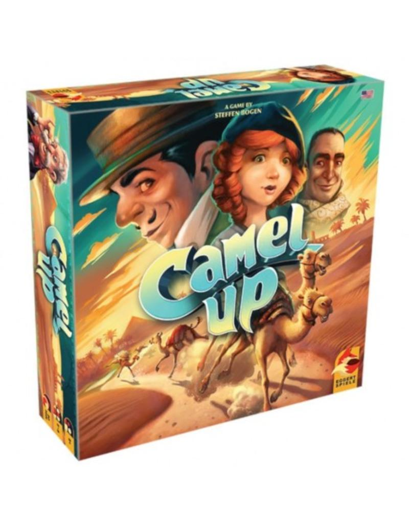 Eggertspiele Camel Up [multilingue]