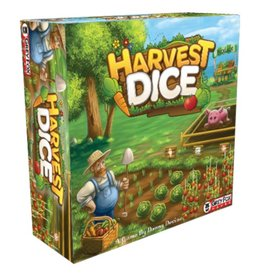 Grey Fox Games Harvest Dice [français]