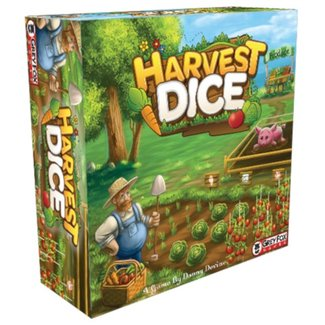 Grey Fox Games Harvest Dice [French]