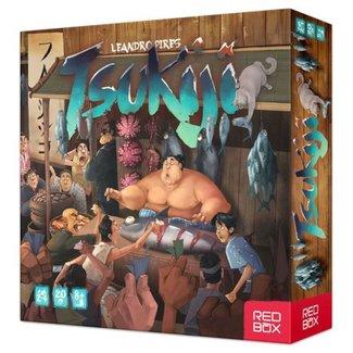 Redbox Games Tsukiji [French]