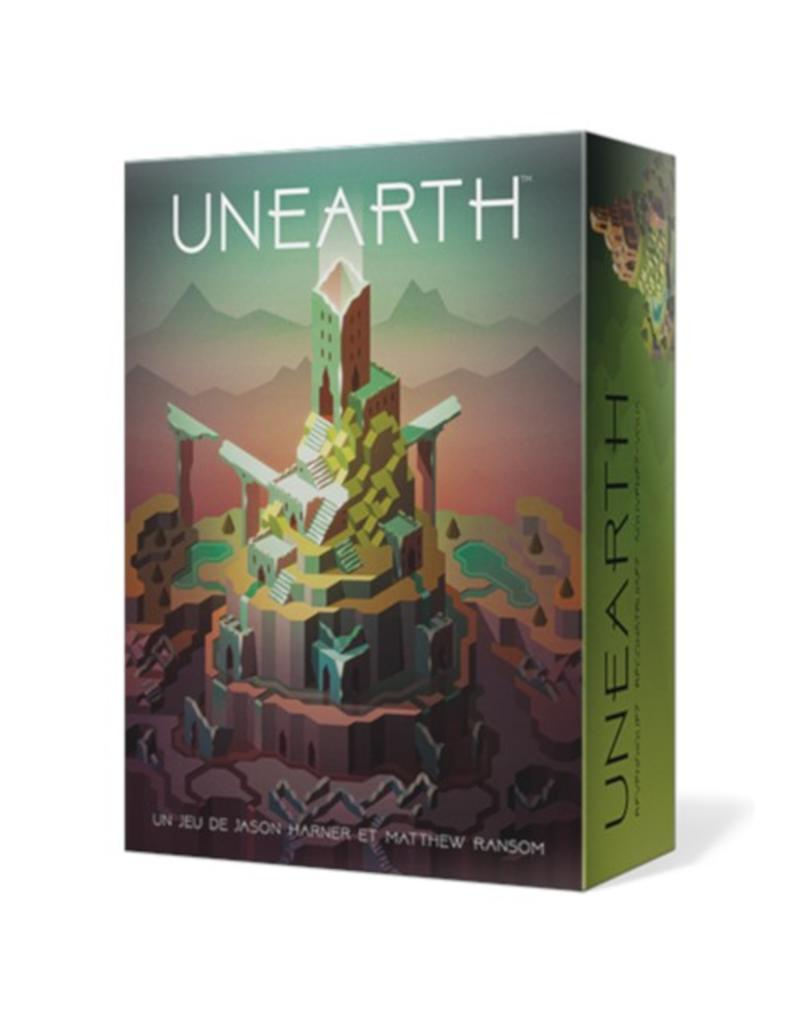 Brotherwise Games Unearth [français]