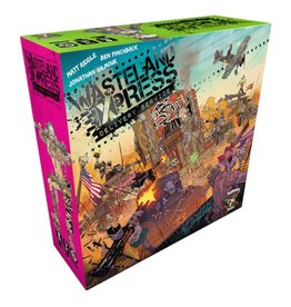 Pandasaurus Games Wasteland Express [français]