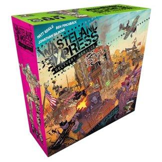 Pandasaurus Games Wasteland Express [French]