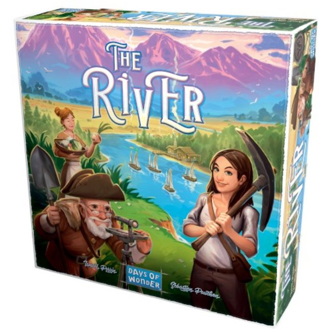 Days of Wonder River (the) [French]