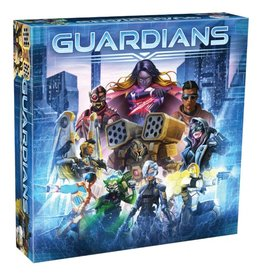 Plaid Hat Games Guardians [anglais]
