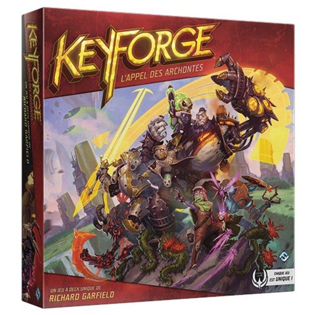 Fantasy Flight Games KeyForge - L'appel des Archontes [French]