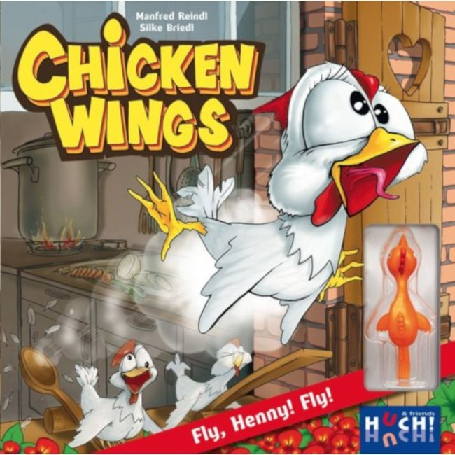 HUCH! Chicken Wings [Multi]