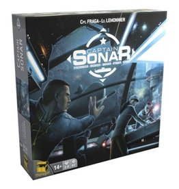 Matagot Captain Sonar [multilingue]