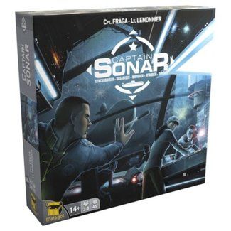 Matagot Captain Sonar [French]
