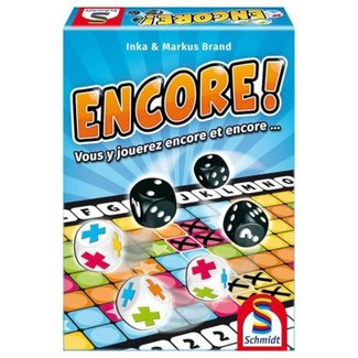 Schmidt Spiele Encore ! [French]