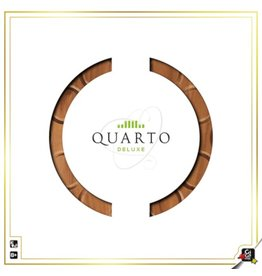 Gigamic Quarto - Deluxe [multilingue]