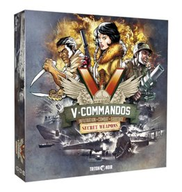 Triton Noir V-Commandos : Secret Weapon [multilingue]
