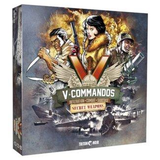 Triton Noir V-Commandos : Secret Weapon [Multi]