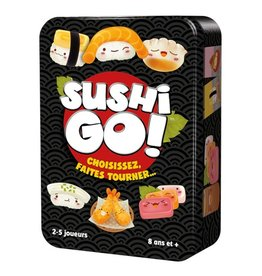 Gamewright Sushi Go ! [français]